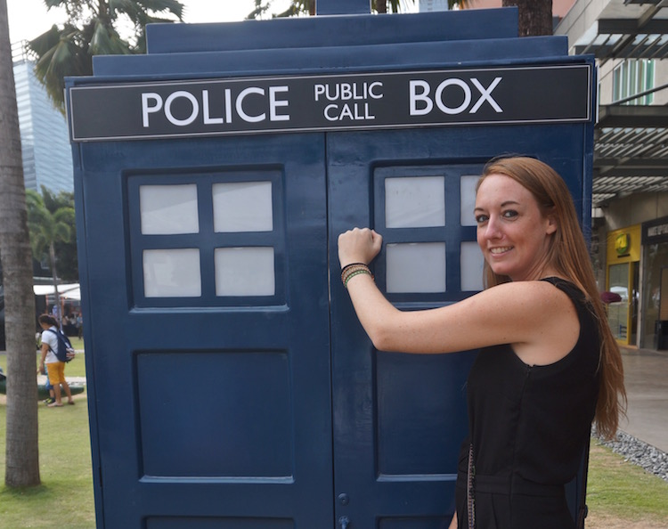 Great British Festival in Manila - Doctor Who