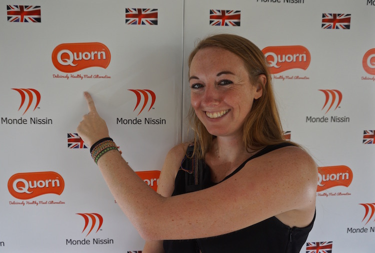 Great British Festival in Manila - Quorn