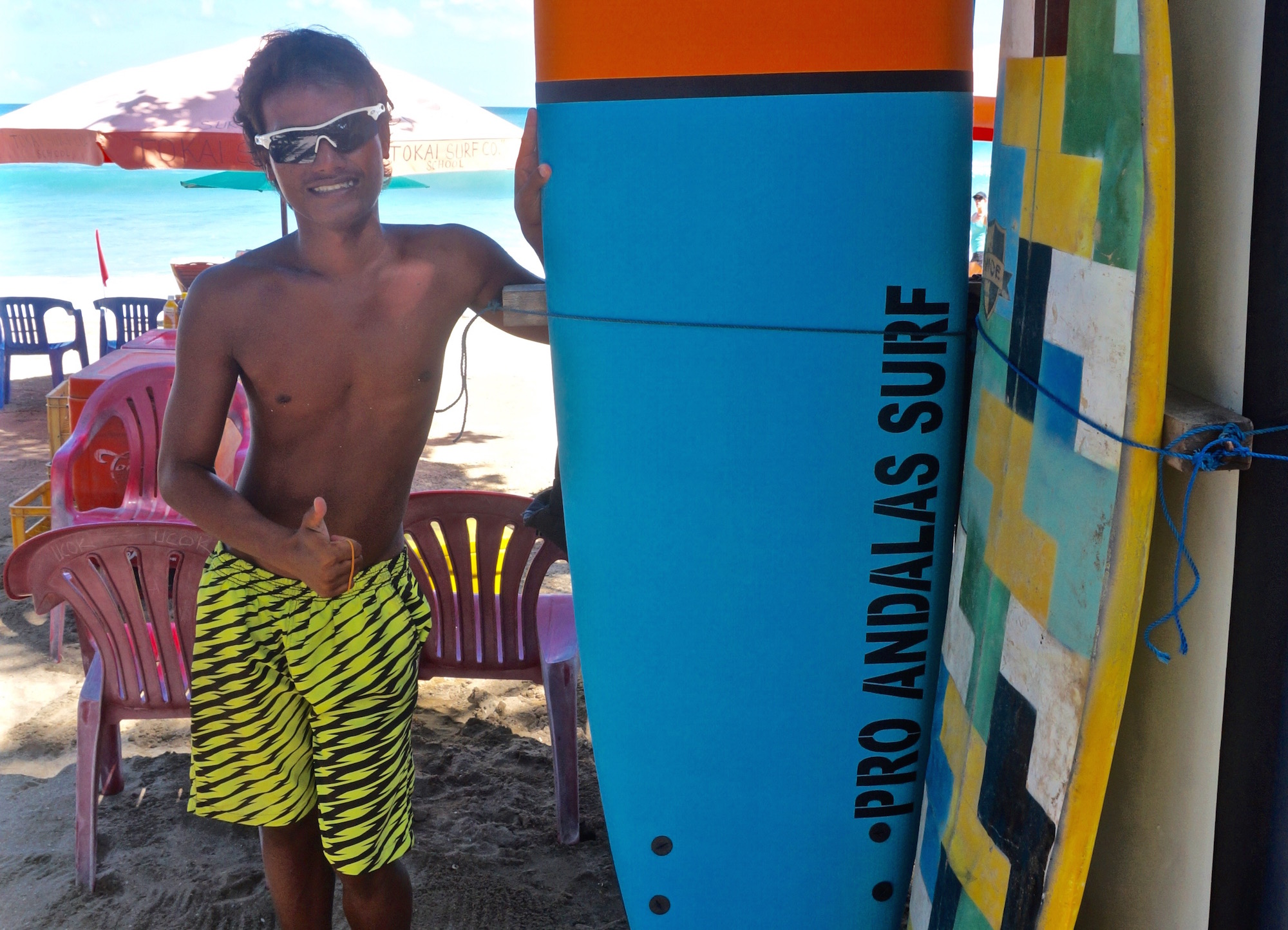 Things to do in Bali - Surf Lessons