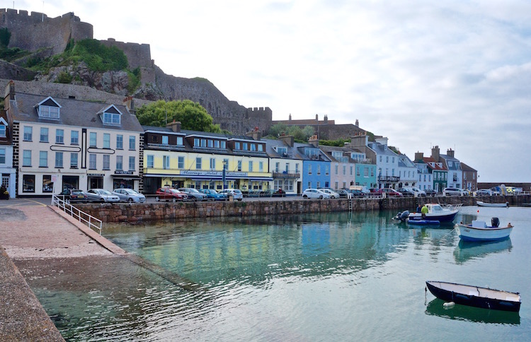 Reasons to Visit Jersey - Mont Orgueil Castle - Gorey - Channel Islands