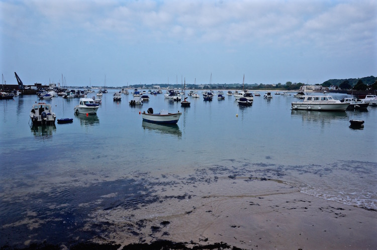Reasons to Visit Jersey - Bay with Boats - Channel Islands