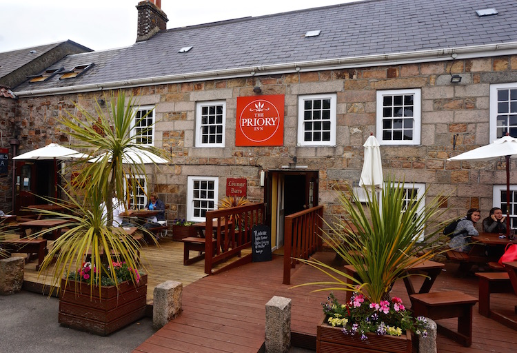 Reasons to Visit Jersey - The Priory Inn - St Mary's - Channel Islands