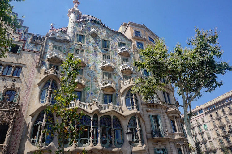 Barcelona on a Budget - Stoke Travel - City Break - Gaudi - Casa Batlló