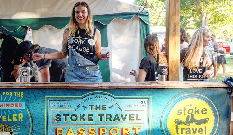 Best Festivals in Europe - Stoke Campsite - Stoke Travel