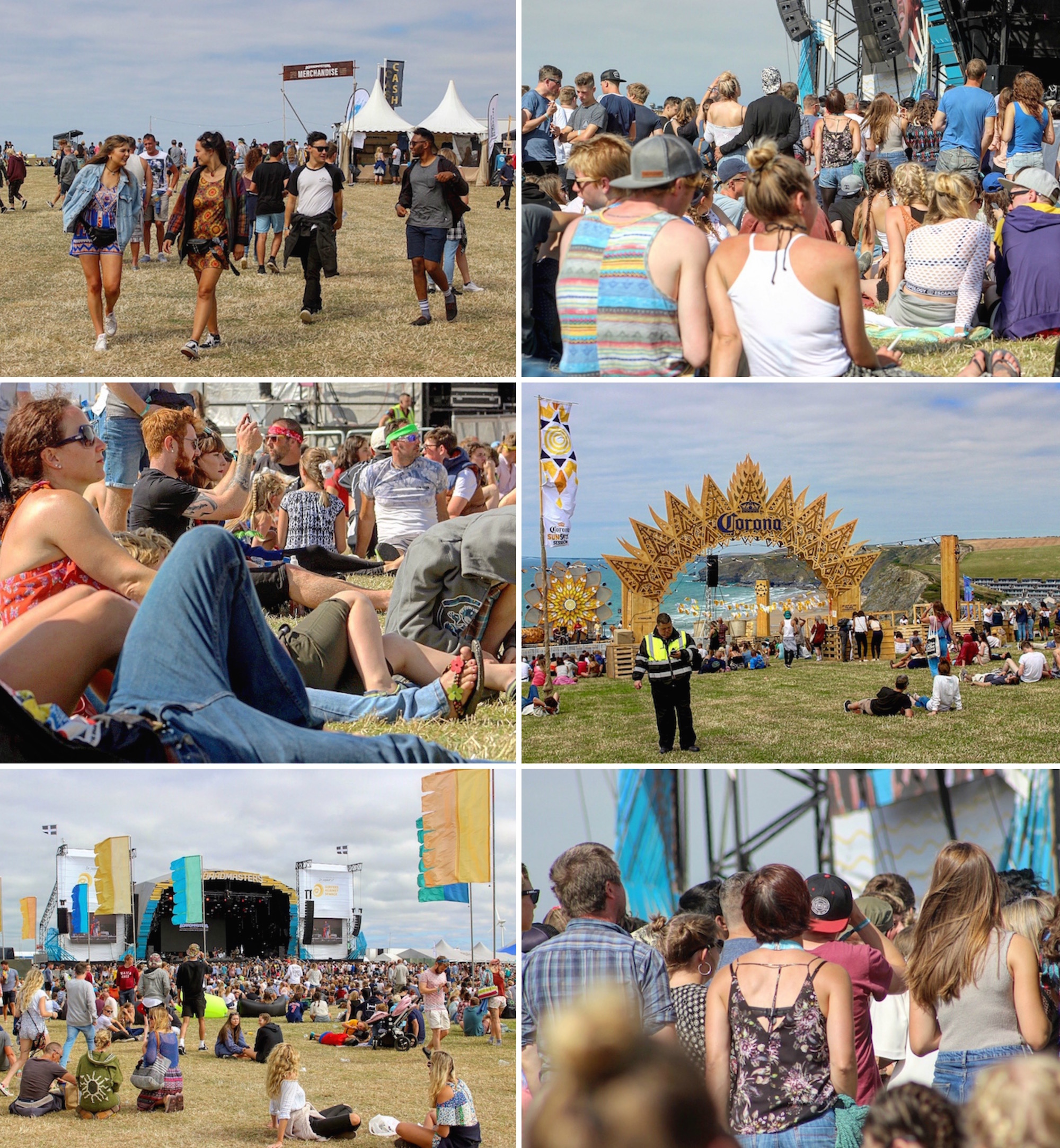 Boardmasters Festival 2016 - Music Stages
