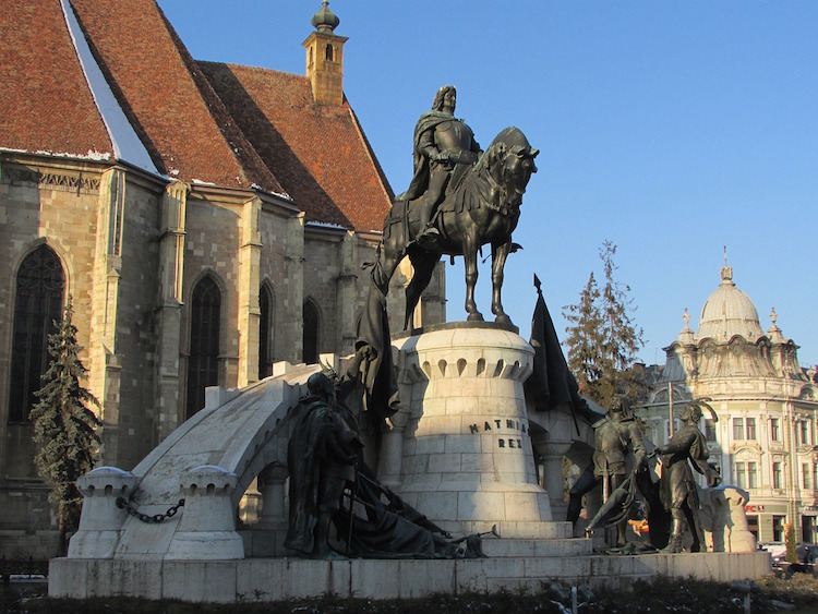 Gems of Eastern Europe - Cluj-Napoca Transylvania