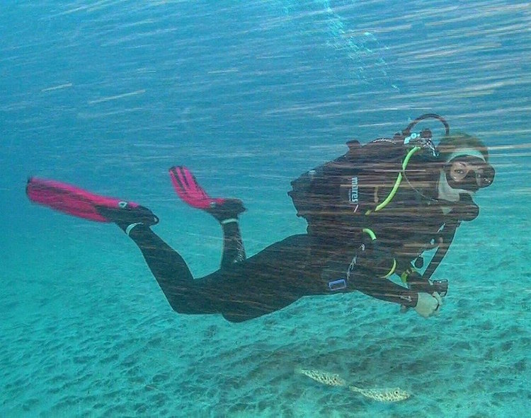 Scuba Diving as an Extreme Sport