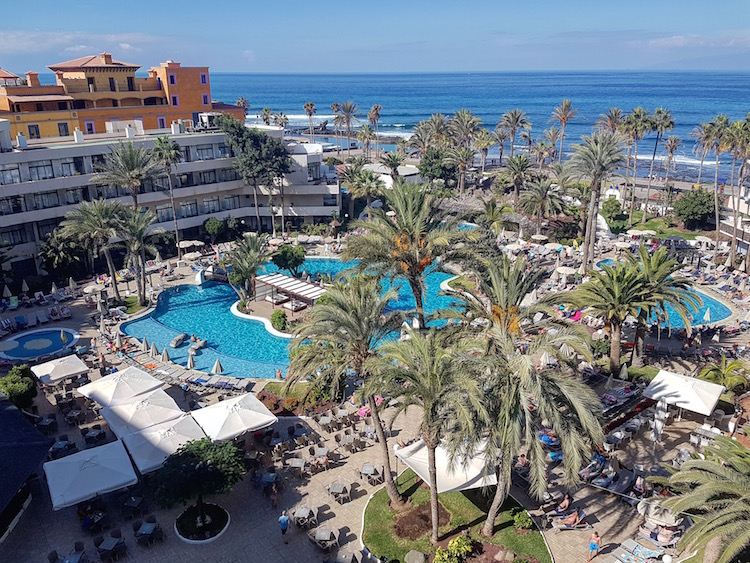 10 Things to do in Tenerife - H10 Conquistador Hotel