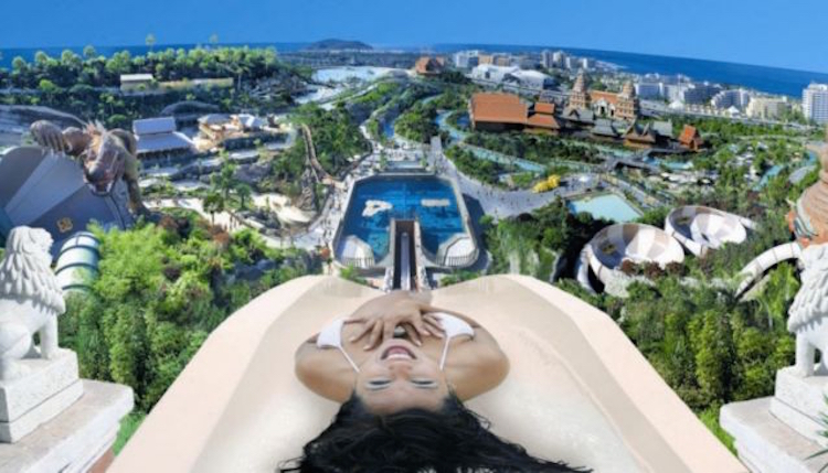 10 Things to do in Tenerife - Siam Water Park