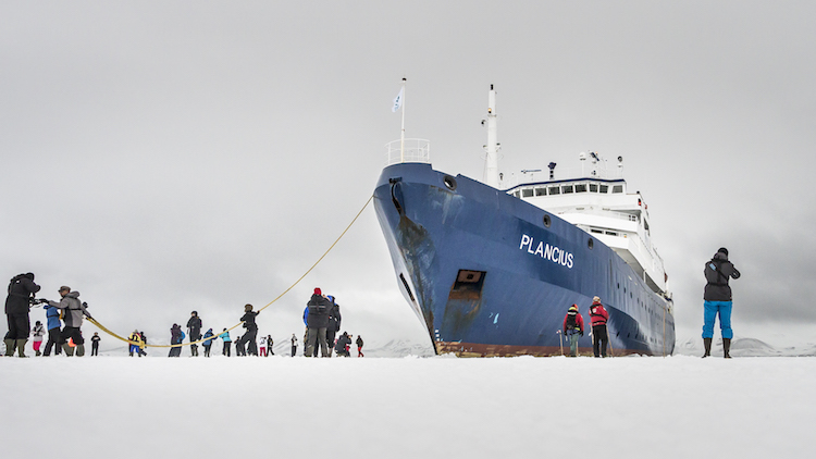 Basecamp Antarctic Cruise
