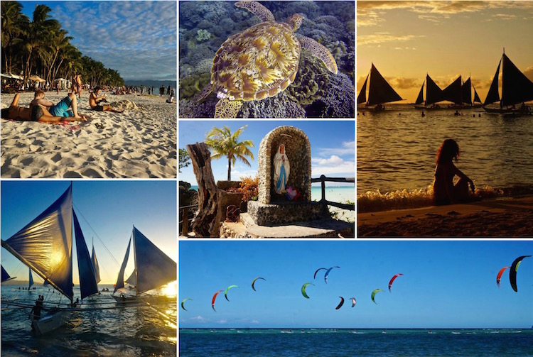 Highlights of the Philippines - Panay and Boracay