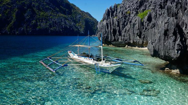 Highlights of the Philippines - El Nido Island Hopping
