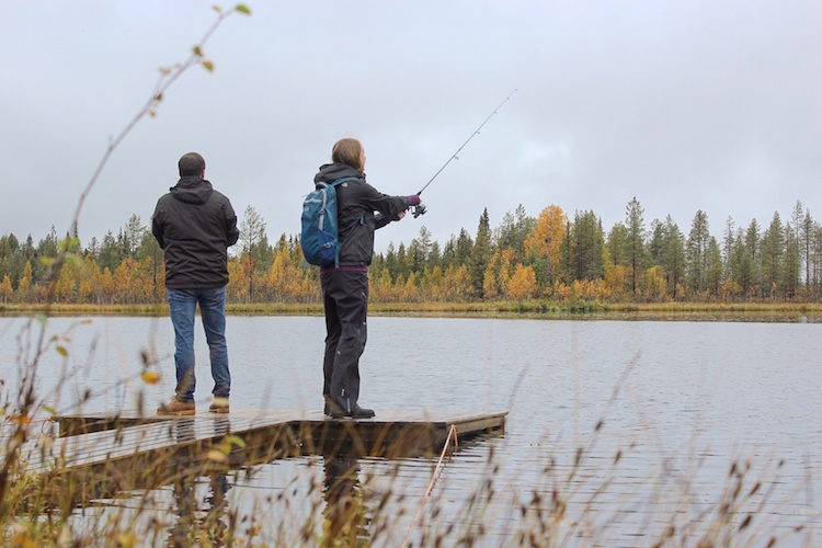 Autumn Adventure Activities in Kuusamo - Fishing