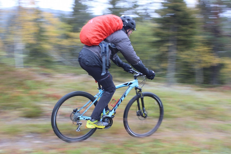 Autumn Adventure Activities in Kuusamo - Mountain Biking