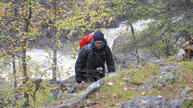 Autumn Adventure Activities in Kuusamo