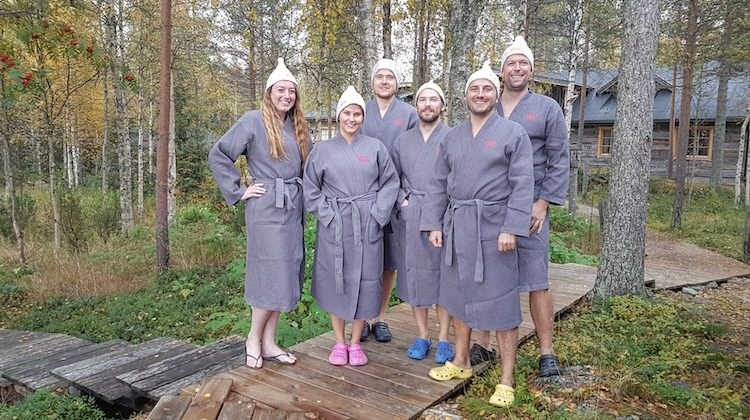 Sampling the Best Kuusamo Saunas