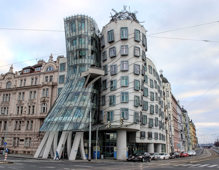 Prague City Break - Dancing House