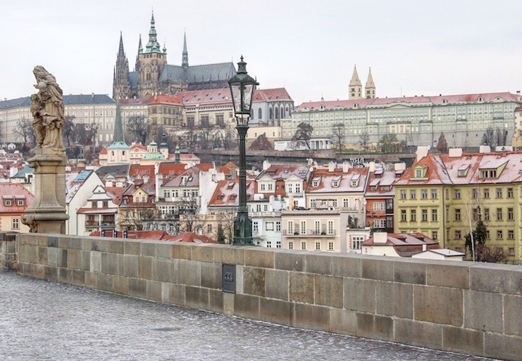Prague City Break - Charles Bridge