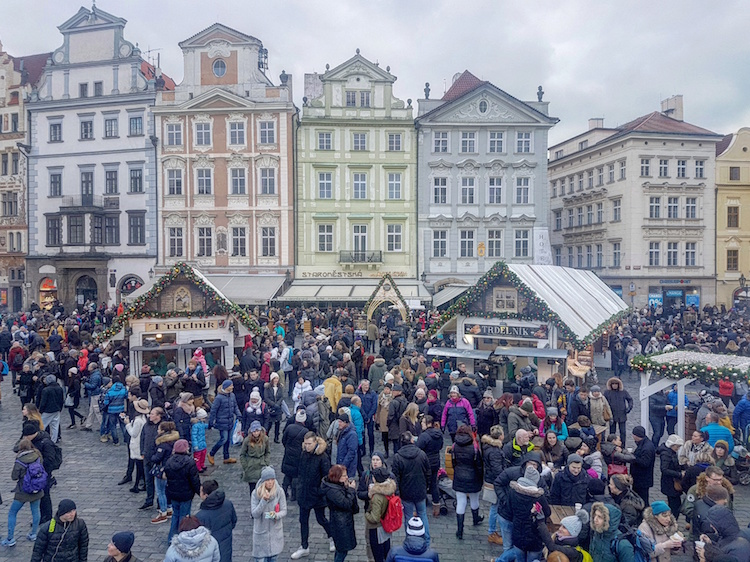 Prague City Break - Christmas Markets