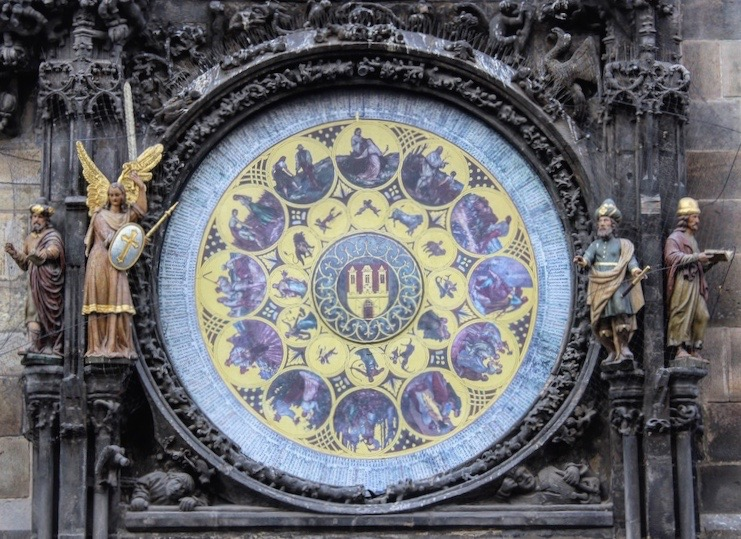 Prague City Break - Astronomical Clock
